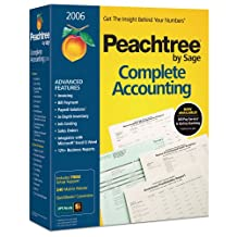 Peachtree Complete Accounting 2006