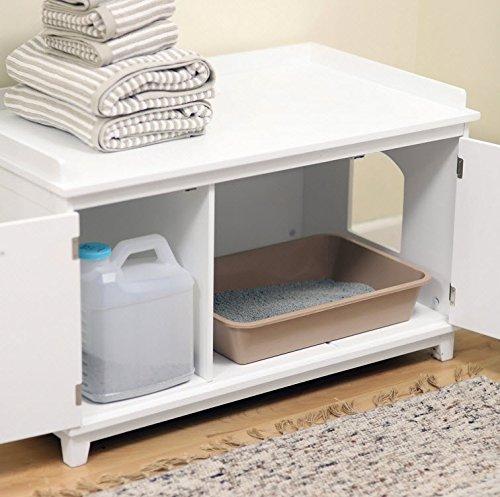 Smart Design Cat Washroom Box Extra-large Litter Boxes