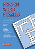 French Word Puzzles, Marcel Danesi, 0764133071