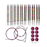 Harmony Interchangeable Wood Needle Set
