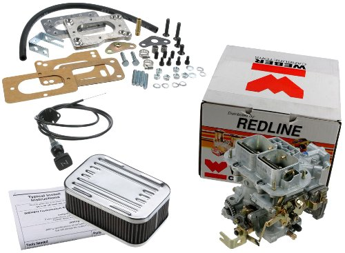 - Weber Redline Carburetor Kit 38 DGMS Outlaw - Manual Choke