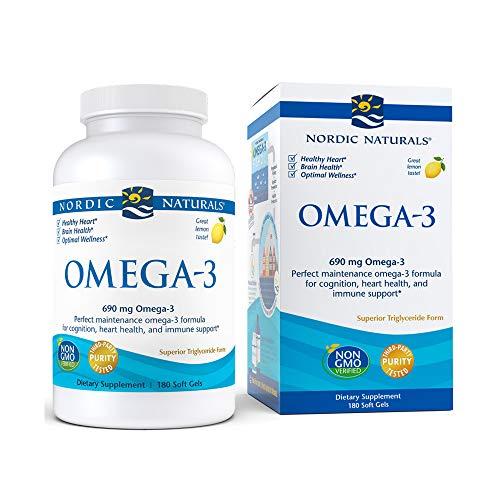 Nordic Naturals Omega-3 Cognition