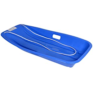 Swordfish Blue Sledge Toboggan Sledges Each