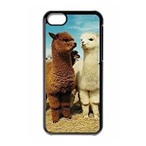 LINMM58281Alpaca DIY Cover Case with Hard Shell Protection for iphone 5/5s Case lxa#920674MEIMEI