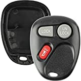 Discount Keyless Replacement Shell Case and Button Pad Compatible with KOBUT1BT, 15732803