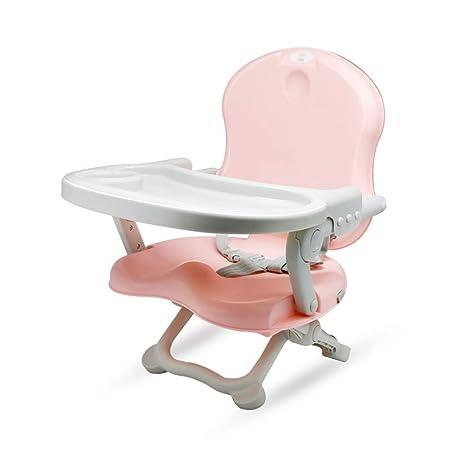 Amazon.com: YULAN Silla de comedor para bebé, plegable ...