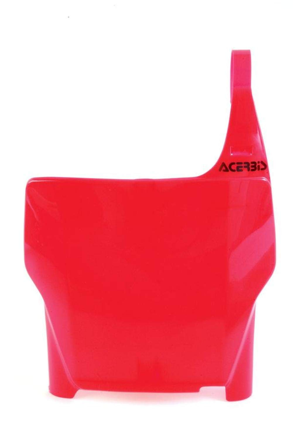 Acerbis 2141850227 Red Front Number Plate