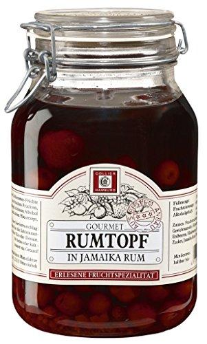 Collier - Gourmet Rumtopf in Jamaika Rum - 2 kg