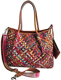 Linwood Leather Tote Bag (#1913-9)