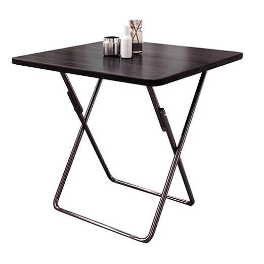 Mesa Mesa del hogar Mesa plegable Mesa de comedor rectangular ...