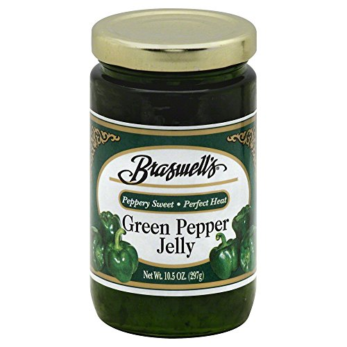 (Braswell's Green Pepper Jelly 10.5 OZ (Pack of 3))