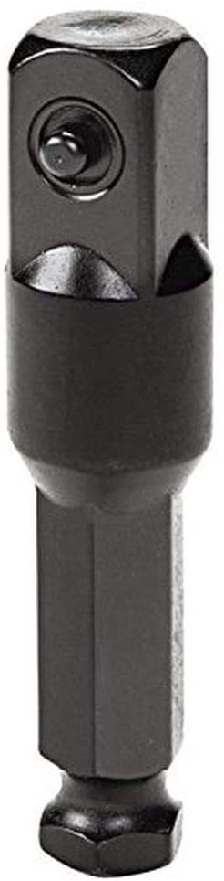 "Stanley Proto J7121 1/2"" Square Ext, 7/16"" Hex - Hex Shank Drill Bits -"