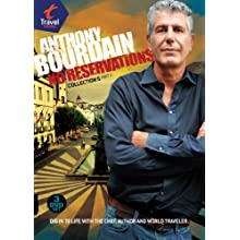 Anthony Bourdain: No Reservations Coll 5 Pt.2 (2010)