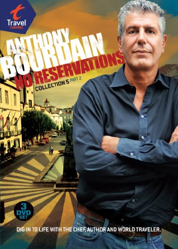 Anthony Bourdain, No Reservations: Collection 5, Part 2 by Gaiam International