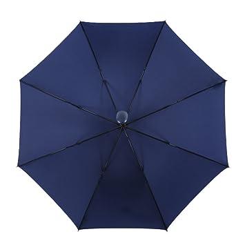 GAOYANG Paraguas De Negocios Abierto Recto Paraguas Paraguas ...