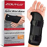 Carpal Tunnel Wrist Brace, Night Sleep Wrist