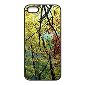 fashion case Beautiful nature forest tree cell phone case cover for iphone 6 4.7 VRD20LYJviK