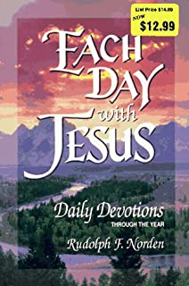My daily devotion gods promises for joyful living stephen j each day with jesus daily devotions through the year fandeluxe Choice Image