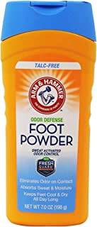 product image for Arm & Hammer Foot Powder For Shoes & Feet Odor Eliminator & Foot Moisture Absorber - 1 Pack