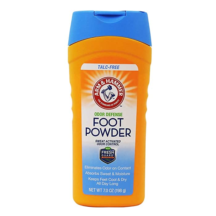 Top 10 Arm And Hammer Foot Power
