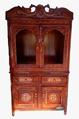 Ordinaire Wooden Mandir / Home Mandir / Pooja Room / Wooden Temple / Wood Temple With  Cabinet