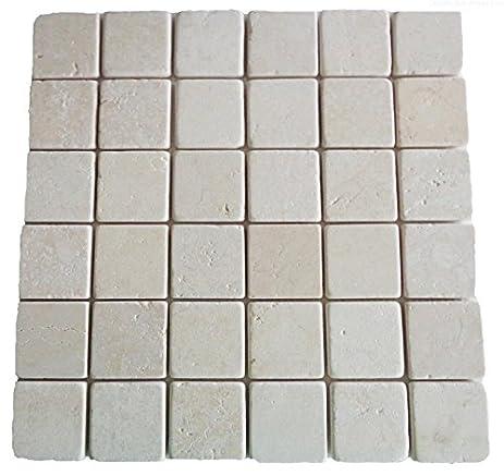 Delighted 12X12 Ceiling Tiles Big 12X12 Tin Ceiling Tiles Clean 20 X 20 Ceramic Tile Accent Tiles For Kitchen Backsplash Young Anti Slip Ceramic Tiles BlueArizona Tile Flooring Amazon.com: Jeffrey Court Giallo Sienna 12in.x12in.x6mm Mosaic ..