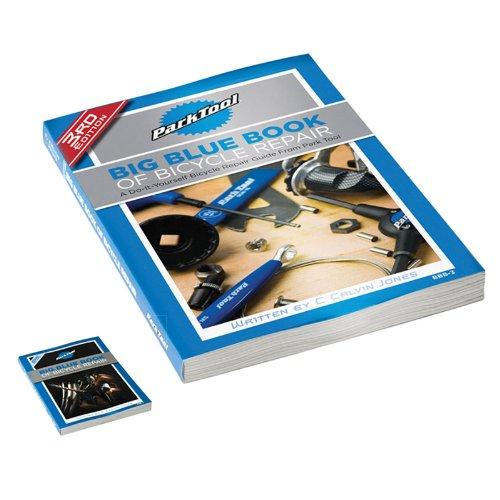 Park Tool Big Blue Book of Bicycle Shop Repair and Maintenance