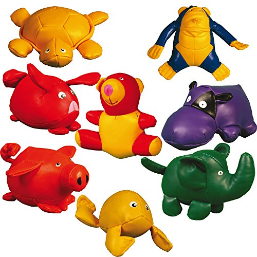 Sportsgear US Bean Bag Menagerie - Frogs (Colours As Available) ()