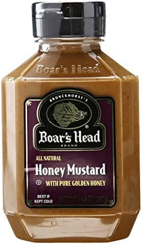 Mustard: Boar's Head Honey Mustard