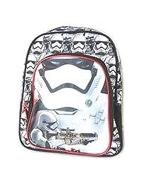 Child backpack 'Star Wars'black white - 34x28x15 cm (13.39''x11.02''x5.91'').
