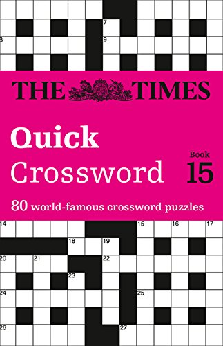 !BEST Times 2 Crossword Book 15 WORD