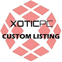 MSI GS63VR Stealth Pro-078 Custom XOTIC PC Listing 9/7