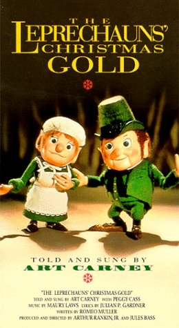 The Leprechauns' Christmas Gold [VHS]