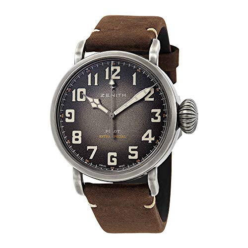 Zenith Pilot Montre d'Aeronef Type 20 Automatic Mens Watch 11.2430.679/21.C801