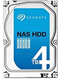 Seagate 4TB NAS HDD SATA 64MB Cache 3.5-Inch Internal Bare Drive (ST4000VN000)