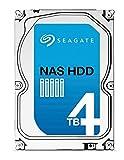 Seagate NAS HDD 4TB SATA 6GB NCQ 64 MB Cache Bare Drive ST4000VN000