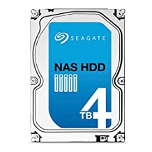 (OLD MODEL) Seagate NAS HDD 4TB SATA 6GB NCQ 64 MB Cache Bare Drive ST4000VN000