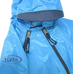 Tuffo Unisex Baby Muddy Buddy Coverall, Blue, 18 Months