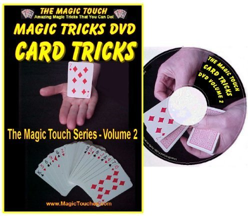 Reading Mind Trick (MAGIC CARD TRICKS - Amazing Card Tricks DVD Volume 2 - With Full Demonstration and Explanation of Basic Skills to Enable You to Perform Many Stunning Magical Effects with Sleight of Hand Tricks, Self Working Tricks and Mind Reading Card Tricks)