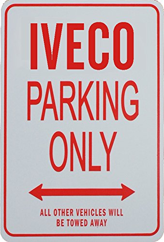 iveco-parking-only-sign
