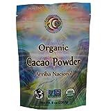 Earth Circle Organics Ecuador Cacao Powder, 8 Ounce