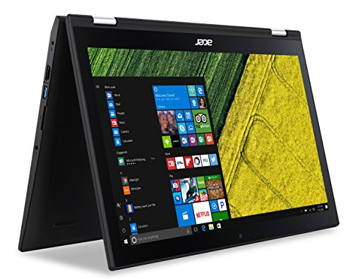 Acer Spin 3, 15.6″ Full HD Touch, 7th Gen Intel Core i3, 6GB DDR4, 1TB HDD, Windows 1, Convertible, SP315-51-34CS