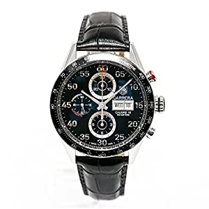 Tag Heuer Carrera automatic-self-wind mens Watch CV2A10 (Certified Pre-owned)