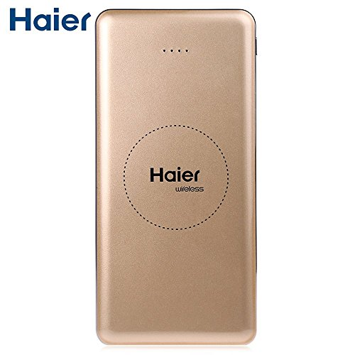 Haier Wireless Charging Portable Qi Enabled