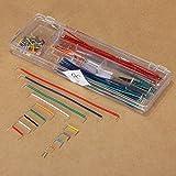 140pcs U Shape Solderless Breadboard Jumper Cable Wire Arduino Shield