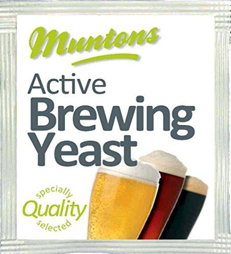 Munton's Ale Yeast, 6g - 10-Pack ()