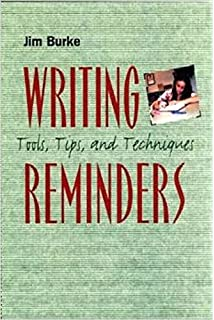 Amazon reading reminders tools tips and techniques great writing reminders tools tips and techniques fandeluxe Images