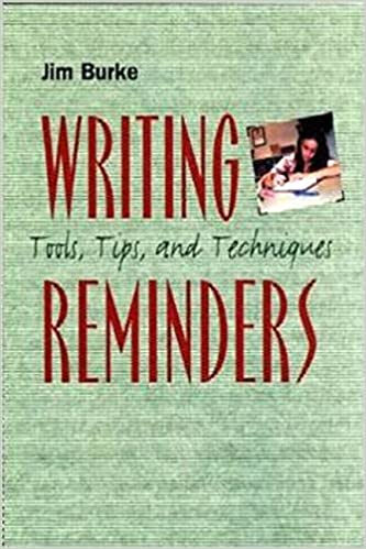 Amazon writing reminders tools tips and techniques amazon writing reminders tools tips and techniques 9780867095210 jim burke books fandeluxe Image collections