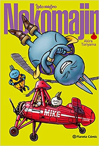 Written by Akira Toriyama: Nekomajin El gato mgico (Manga Shonen ...
