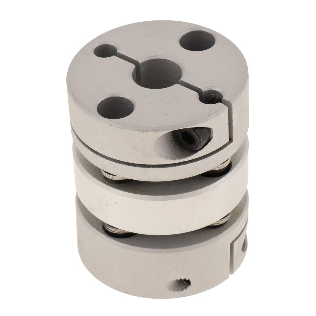 Double Diaphragm Shaft Coupling Parallel Thimble Coupling Stepper Encoder F Fityle Shaft Coupler